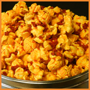Chipotle Bacon Popcorn