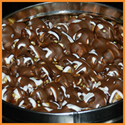 Caramel Tres Chocolate Drizzle