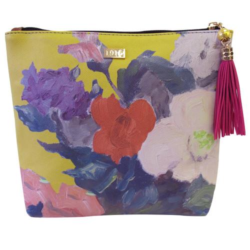 1916 Floral Makeup Bag (916MUP)