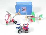 Mini Mechanic model construction set - Gift in a Tin (101231)