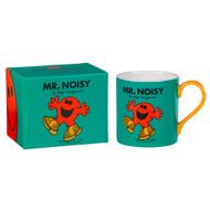 Mr Noisy mug from the Mr Men by Roger Hargreaves MRM165