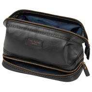 Ted Baker Black Brogue Clobber Bag (TED145)