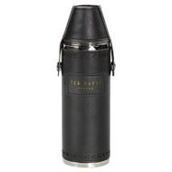 Ted Baker Black Hip Flask (TED150)