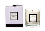 Plum Blossom & Musk Stoneglow Modern Classics Candle Tumbler