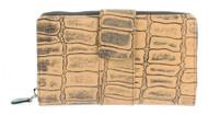 Ladies Snake Print Purse (14002)