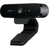 Logitech-Logitech Brio 4k Ultra Hd Auto Focus Infrared Sensor Webcam - 5x Digital Zoom - 3 Wty SKU 960-001105