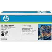 Hp-Hp Laserjet Cm4540 18k Black Cartridge SKU CE264X