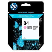 Hewlett Packard-Hp 84 Light Magenta Ink Cartridge For Dj 130, 30, 120 10ps, 20ps, 50ps SKU C5018A