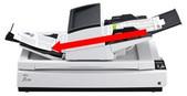 Fujitsu-Fujitsu Fi-7700 Document Scanner (a3, Duplex) 100ppm,fb+300sht Adf,usb3.1 SKU FI-7700