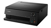 Canon Pixma Home Ts6360 All In One Inkjet Mfp (black)