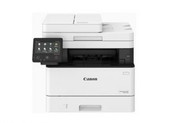 Canon Mf449x 38ppm 250sht Wifi A4 Mono Laser Mfp With Fax