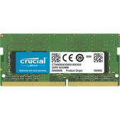 Micron-Crucial 32gb Ddr4 Notebook Memory, Pc4-21300, 2666mhz, Life Wty SKU CT32G4SFD8266
