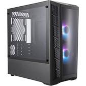 Coolermast-Coolermaster Masterbox Mb320l, Matx, 2 X Addressable Rgb Fans, Addressable Rgb Cables SKU MCB-B320L-KGNN-S02