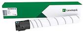 Lexmark-Lexmark 76c00c0 Cyan Toner Cartridge 11.5k For Cs923 Cx92x SKU 76C00C0
