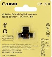 Red & Blue Ink Roll For Canon P120-dh Calculator