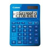 Ls123kmbl Metallic Blue 12 Digit Desktop Calculator