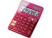 Ls123kmpk Metallic Pink 12 Digit Desktop Calculator