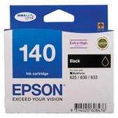 Epson-140 Extra High Capacity Black Ink Cart Workforce 52554560 625 630 633 645 70107510 SKU C13T140192