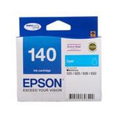 Epson-140 Extra High Capacity Cyan Ink Cart Workforce 52554560 625 630 633 645 70107510 SKU C13T140292