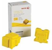 Fujifilm-Colorqube Yellow Ink 2 Sticks For Colorqube 8570 SKU 108R00943