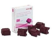Fujifilm-Magenta Ink Sticks 16.7k 6pk Colorqube 8870/8880 SKU 108R00986