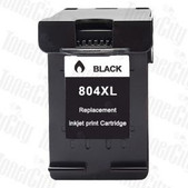 Hewlett Packard-Hp 804xl Blk Ink Cart 600 Pages For Hp Envy 6220 6222 7120 7820 7822 SKU T6N12AA