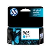 Hewlett Packard-Hp 965 Cyan Original Ink Cartridge 700 Pages SKU 3JA77AA