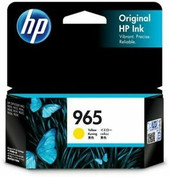 Hewlett Packard-Hp 965 Yellow Original Ink Cartridge 700 Pages SKU 3JA79AA