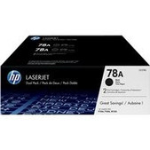 Hewlett Packard-Hp 78a Blk Dual Pack Lj Toner Cartridge SKU CE278AD
