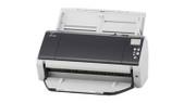 Fujitsu-Fujitsu Fi-7480 Document Scanner A3 Duplex 80ppm100sht Adf600dpiusb3 SKU FI-7480