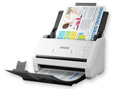 Epson-Epson Workforce Ds-530ii 35ppm Adf Scan To Cloud Services Document Scanner SKU B11B261501