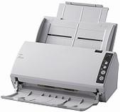 Fujitsu-Fujitsu Fi-7030 Document Scanner A4 Duplex 50sht Adfup To 27ppm600dpi SKU FI-7030