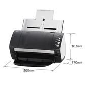 Fujitsu-Fujitsu Fi-7140 Document Scanner A4 Duplex 40ppm80sht Adf600 Dpi 1y Wty SKU FI-7140