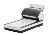Fujitsu-Fujitsu Fi-7240 Document Scanner A4 Duplex 40ppmfb80sht Adf600 Dpi SKU FI-7240