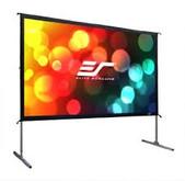 Elite Screens-Custom Order - 120 169 Outdoor Screen - Yardmaster2 Rear Projection SKU OMS120HR2
