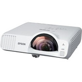 Epson-Eb-l200sw 3800 Lumens Wxga Short Throw Laser Hdmi Usb & Lan SKU V11H993053