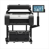 Canon-Ipftm-205 24 5 Colour Graphics Lfp W/ Stand Aio Pc Monitor Smartworks SKU BDL_TM205T_IND