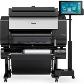 Canon-Ipftx-2000 24 Mfp 5 Colour Pigment Large Format Printer With 25 Scanner Pc SKU BDL_TX2MF_IND