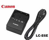 Canon-Lce6e Battery Charger To Suit Eos5dii SKU LCE6E