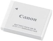 Canon-Nb6l Lithium Ion Battery To Suit Ixus85 SKU NB6L