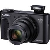 Canon-Canon Digital Cam Powershot Sx740 Hs Black SKU SX740HSBK