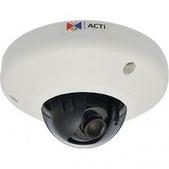 Acti-Acti-e913 3mp Indoor Mini Dome Fixed Lens F1.9mm/f2.8 1080p/30fps Vibration Proof SKU E913