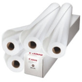 Canon-A1 Canon Bond Paper 80gsm 610mm X 50m Box Of 4 Rolls For 24 Technical Printers SKU 9047195660