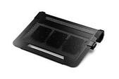 "Coolermast-Coolermaster Notepal U2 Black Aluminum Laptop Cooler Up To 17"" SKU R9-NBC-U2PK-GP"