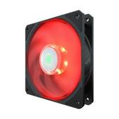 Coolermast-Coolermaster Sickleflow 120 Red Led Fan 2000 Rpm SKU MFX-B2DN-18NPR-R1