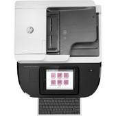 Hp-Hp Digital Sender Flow 8500 Fn2 Scanner Workstation. A3 Size, Adf, Keyboard SKU L2762A