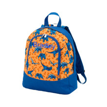 Personalized Kids Backpacks Dino Mite Toddler