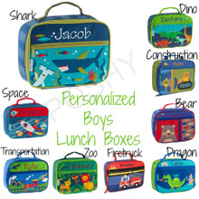 Kids Lunch Boxes- Boys Personalized Lunch Boxes
