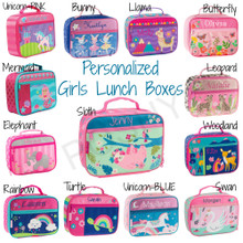 Kids Lunch Boxes- Girls Personalized Lunch Boxes