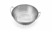 Grill Mini Wok Stainless Steel